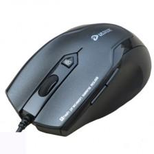 达尔优啸天狐U口带线鼠标   电脑游戏鼠标  USB  正品保质