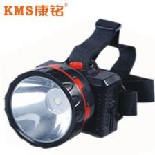 康铭KMS可充电式LED头灯  射程可达500米  原装正品