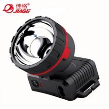 LED充电式铅酸头灯  佳格充电头灯  钓鱼灯  工程灯  正品保障