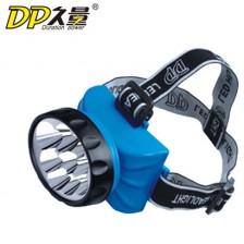 DP久量充电式头灯 LED节能环保头灯 钓鱼灯