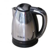 万利达快速电热水壶SHC-2017 不锈钢电水壶