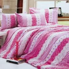 床上用品舒香棉四件套 全棉斜纹印花四件套