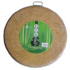 仙女加厚竹菜板砍切两用 仙女圆形竹菜板 熟食店必备