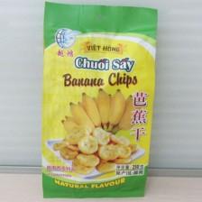 越南西贡特产芭蕉干/越鸿芭蕉干 休闲食品 原味