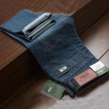 秋季新款男式牛仔裤 牛仔长裤男 修身直筒裤子男装牛仔 包邮