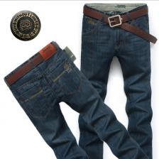 JP专柜男士牛仔裤  直筒修身牛仔长裤 韩式牛仔裤  包邮