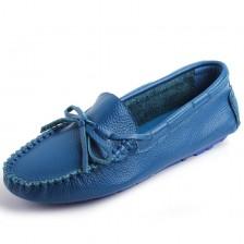 新款厂家直销舒适柔软豆豆鞋 平底平跟鞋驾车鞋单鞋女鞋