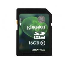 金士顿16GSD卡16g内存卡16gsd闪存卡 SDHC相机存储卡特价正品包邮