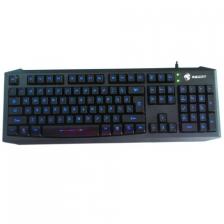 雷豹K7发光键盘 专业游戏玩家键盘 USB电脑键盘 笔记本电脑键盘 正品