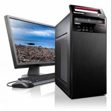 联想台式电脑M2610 Intel双核2G/500G/集成显卡/DVD光驱/配20寸显示器