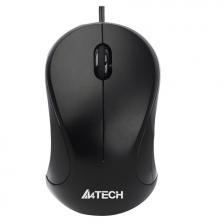 双飞燕 N-320 办公鼠标 游戏鼠标 USB有线 针光免垫鼠 正品