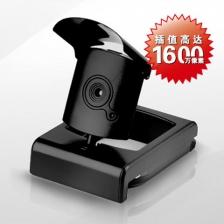 双飞燕PK-770G 高清摄像头 免驱摄像头 1600万像素 内置麦克风 便捷摄像头