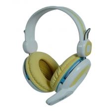 磁动力发光震动 G300 游戏耳机 立体声音乐游戏耳机头戴式电脑带麦克风话筒