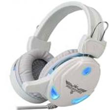 英雄联盟 IV 发光耳机 立体声音乐 耳机 游戏耳机 头戴式 带麦克风话筒
