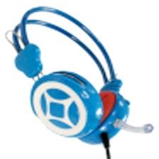 网吧王子头戴式电脑游戏耳机 耳麦 带麦克风耳机 笔记本耳机