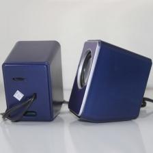 经典低音 方块音响 USB小音箱 电脑小对箱 2.0小音响批发迷你 包邮