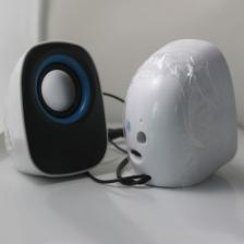 大Q蛋音响 USB小音箱 电脑小对箱 2.0小音响批发迷你音响 厂家直销 包邮