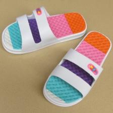 夏季女拖鞋居家木地板洗澡防滑拖鞋厚底轻质舒适女凉拖