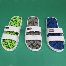 夏季新款男拖鞋居家浴室洗澡防滑拖鞋PVC 沙滩厚底男凉拖鞋