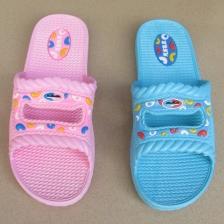 越南橡胶女士拖鞋 居家室内外洗澡拖鞋 时尚厚底防滑木地板凉拖