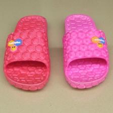 夏季新款女士拖鞋镂空加厚防滑凉拖鞋 菱形按摩浴室户外女鞋